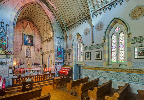 Chapelle sainte-Anne de Varennes