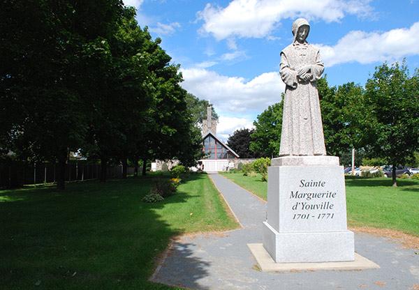Jardins du sanctuaire