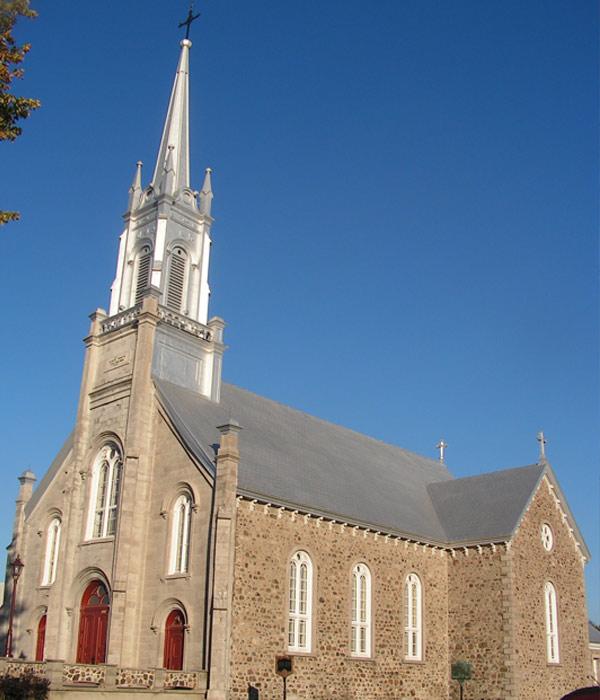 Église de Contrecoeur